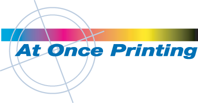 At Once logo